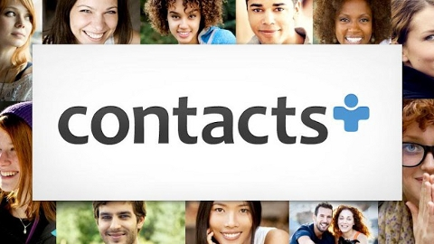 Contacts Plus Android uygulaması ile rehberinizi tüm sosyal ağlarda kullanın