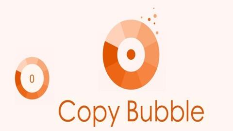 Copy Bubble Android Uygulaması
