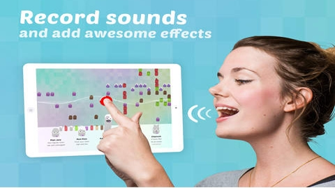 Disco Fingers iOS Uygulaması