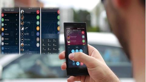 Drupe Kişiler & Arayıcı Android Uygulaması