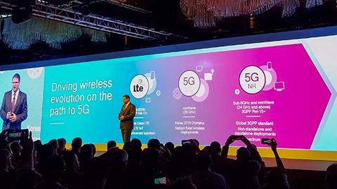 Dünyanın ilk 5G modem çipi duyuruldu