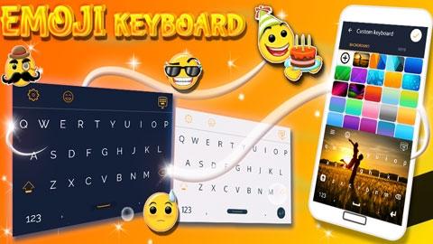 Emoji Keyboard Pro Android Uygulaması