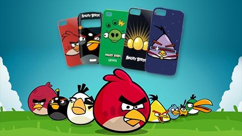 En çok kullanılan 5 Angry Birds kılıfı