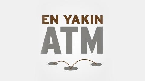En Yakın ATM