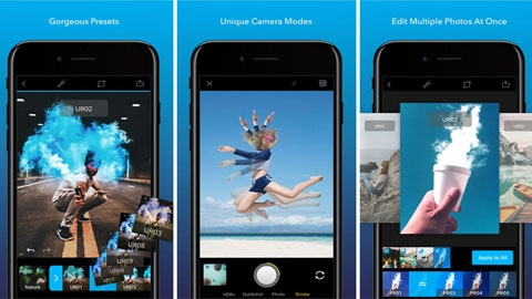 Enlight Quickshot iOS Fotoğraf Düzenleme Uygulaması