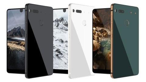 Çerçevesiz ekranlı Essential Phone nihayet satışa çıkıyor