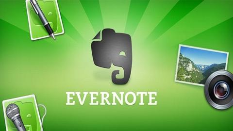 Evernote Android Uygulaması