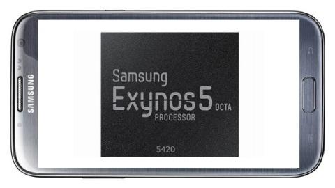 Exynos 5420'li Galaxy Note 3'ün Türkiye'ye geleceği kesinleşti