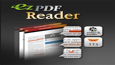ezPDF Reader Android Uygulaması