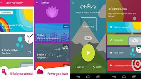 Fabulous - Motivate Me! Android Uygulaması