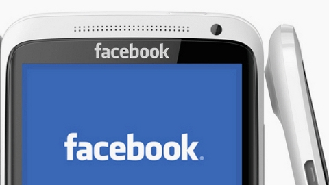 Facebook Android Telefon