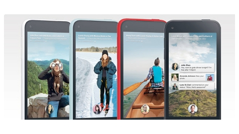 HTC First Avrupa'ya gelmiyor
