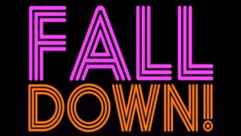 Fall Down 2 iOS oyunu hem basit hem eğlenceli