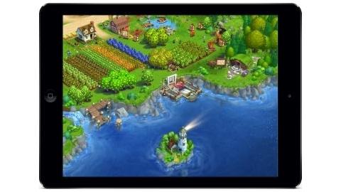 iOS ve Android için çiftlik oyunu FarmVille 2: Country Escape çıktı