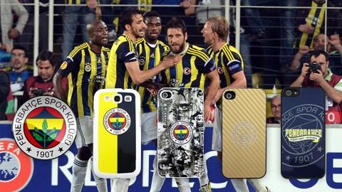 Fenerbahçe lisanslı kılıflar MobilCadde.com'da