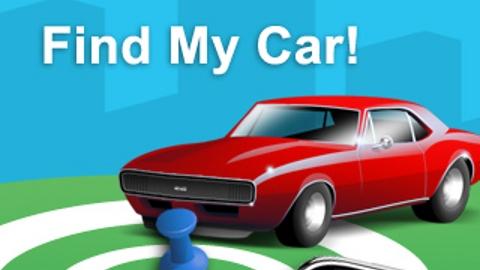 Find Your Car iOS uygulaması ile arabınız park yerinde kaybolmayacak