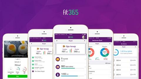 Fit365 iOS Uygulaması