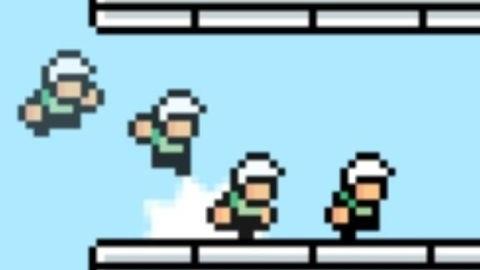 Flappy Bird gelişticisinin yeni oyununa ait ilk görüntü yayımlandı