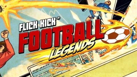 Mobil oyun incelemesi: Flick Kick Football Legends