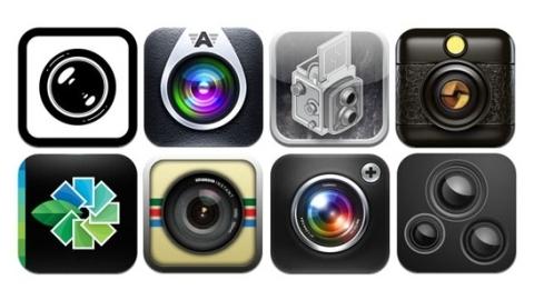 App Store'den ücretsiz fotoğraf uygulamaları