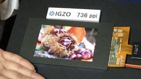Foxconn ve Sharp'tan IGZO OLED üretimine büyük yatırım