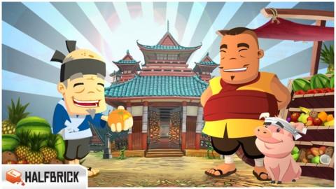 Fruit Ninja iOS oyunu kısa bir süreliğine ücretsiz