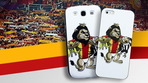 Galatasaray Şampiyonluk kılıfları MobilCadde.com'da