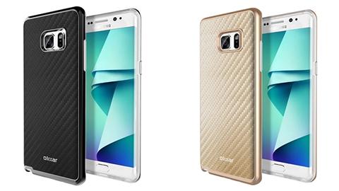 Galaxy Note 7 için tasarlanan kılıflar ortaya çıktı