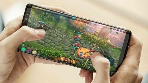 Samsung Galaxy Note 8 piyasadaki en iyi ekrana sahip