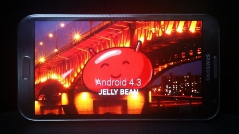 Galaxy Note II i�in Android 4.3 Jelly Bean g�ncellemesi yay�mland�