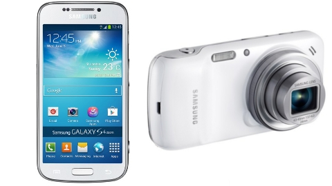 Galaxy S4 Zoom resmen tanıtıldı