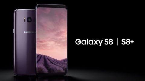 Galaxy S8 ve S8 Plus için ilk televizyon reklamı yayınlandı