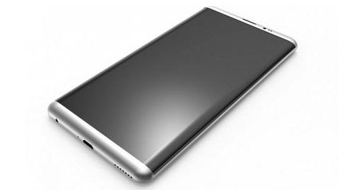 Samsung Galaxy S8'den ilk render görüntüsü