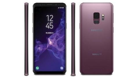 Galaxy S9'un yeni bir renk sürümü ortaya çıktı