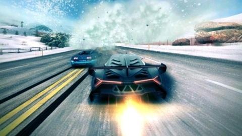 Gameloft, Asphalt 8 için yeni bir tanıtım videosu yayımladı