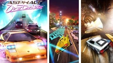 Gameloft Asphalt Overdrive duyuruldu