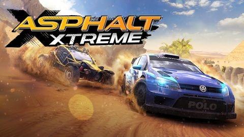 Asphalt Xtreme yarış oyunu Android ve iOS için indirmeye sunuldu