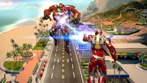 Mobil oyunda maceraseverler için: Iron Man 3