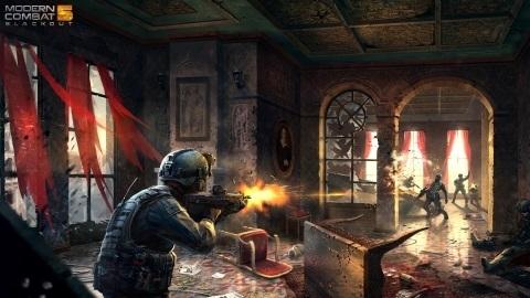 Gameloft Modern Combat 5: Blackout'un çıkış tarihi ve fiyatı açıklandı