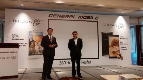 General Mobile Discovery Elite tanıtıldı, çıkış tarihi açıklandı