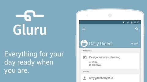 Gluru Android Uygulaması