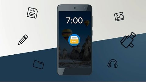 GM Dosyalar Android Uygulaması
