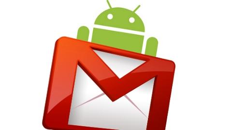 Gmail Android uygulaması 4.5 sürümüne güncellendi