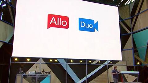 Google'den yeni sohbet ve görüntülü görüşme uygulamaları: Allo, Duo