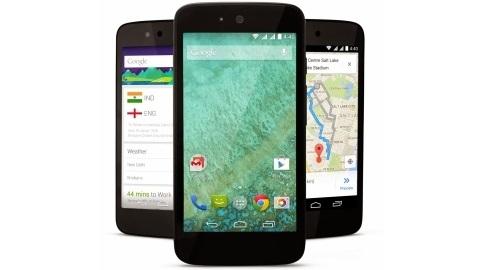 Google, ilk Android One akıllı telefonlarını satışa sundu