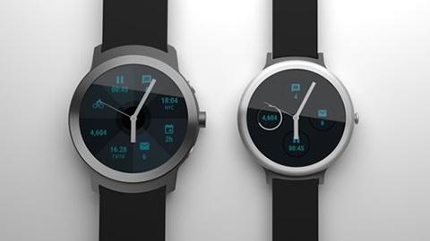 Google akıllı saatleri 2017 ilk çeyreğinde piyasaya sürülecek