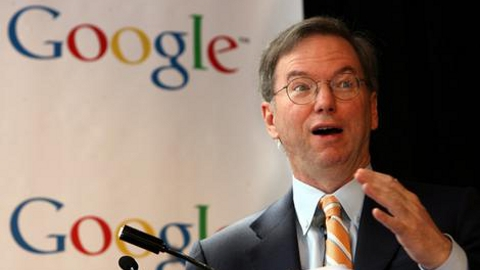 Google CEO'su Eric Schmidt: BlackBerry kullandım