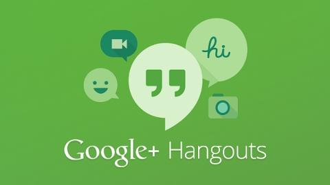 Google+ Hangouts Android ve App Store'da yeni haliyle yayında