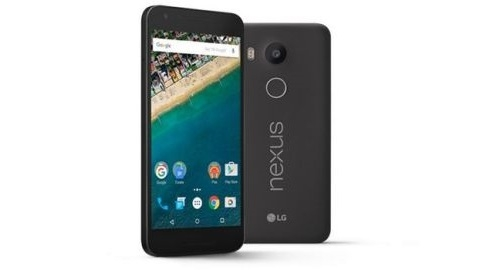 LG Nexus 5X resmen duyuruldu