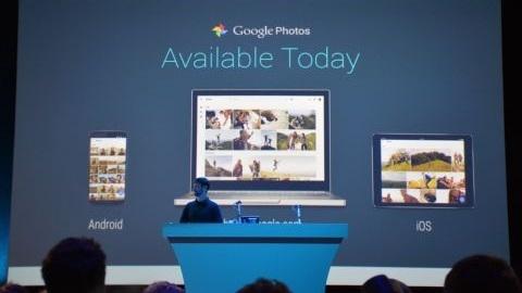 Google Photos, sınırsız fotoğraf ve video yükleme desteğiyle duyuruldu